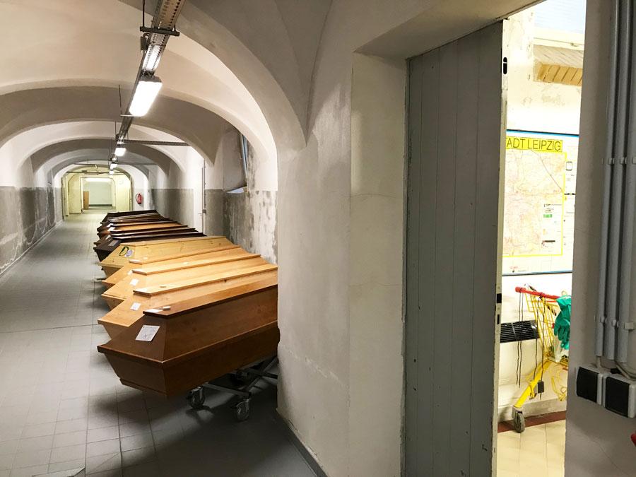 Friedhofskultur Krematorium