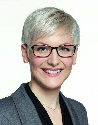 Ines Hansen spricht über Personalmanagement