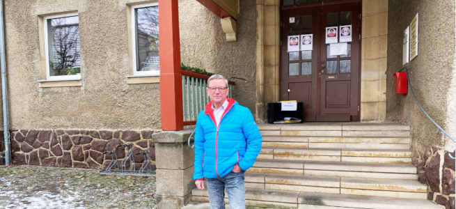 Bürgermeister Uwe Klingor, Käbschütztal