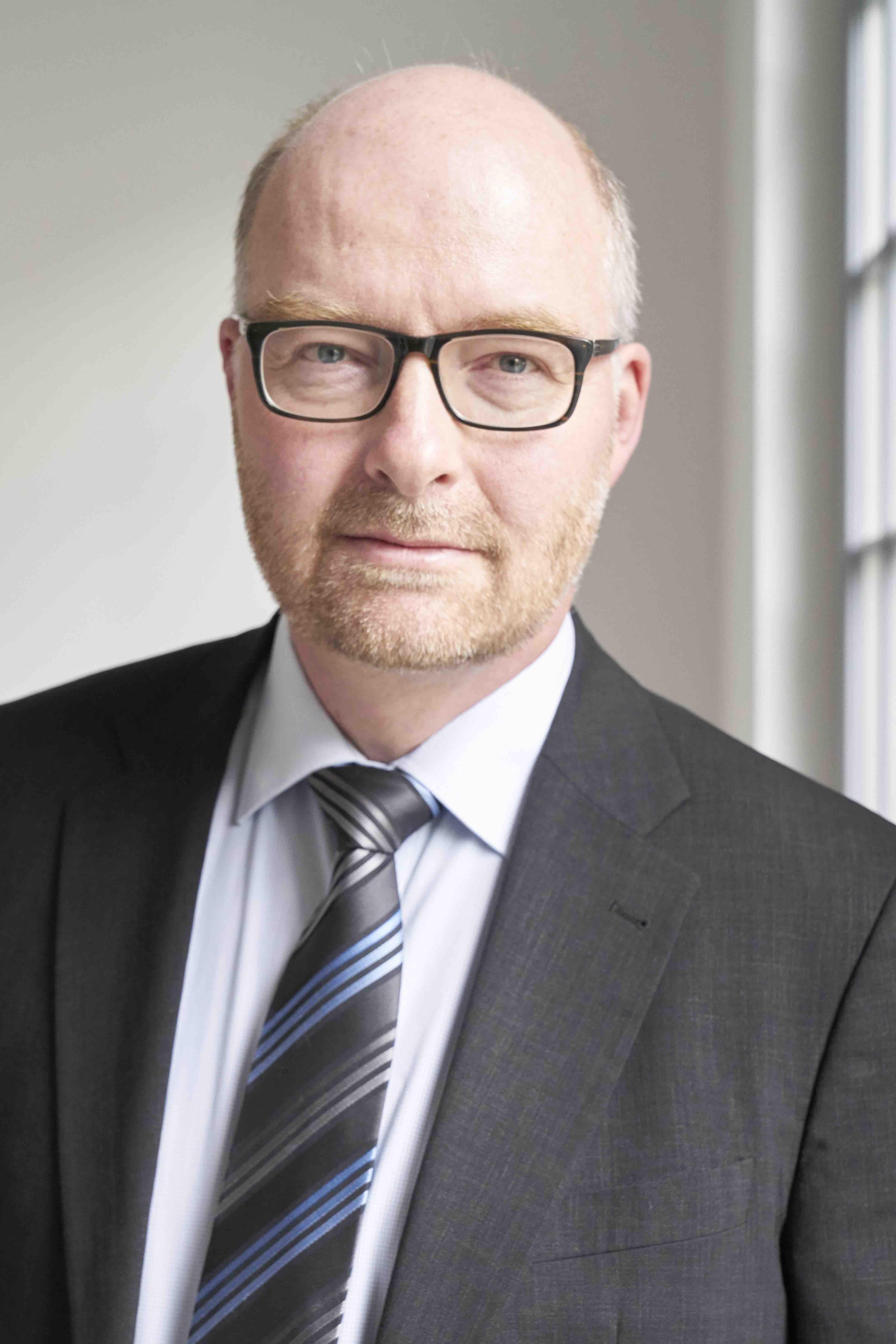 Carsten Hansen ist Leiter Innenstadtlogistik beim Bundesverband Paket & Expresslogistik e. V.