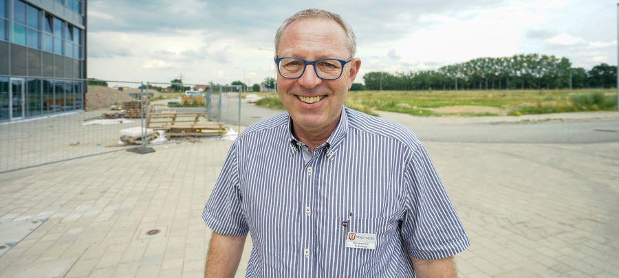Niels Schmidt Bürgermeister Wedel