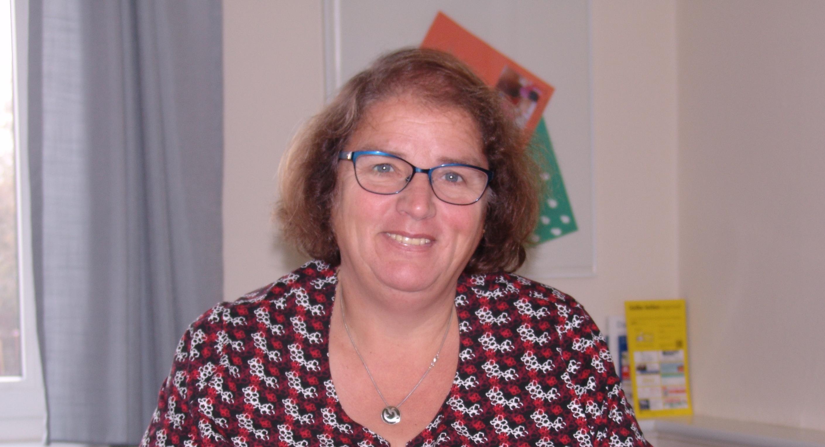 Ruth Hartwig-Kruse, Bürgermeisterin von Nordstrand