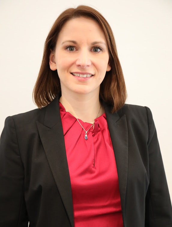 Agneta Psczolla vom Gemeinde- und Städtebund Rheinland-Pfalz