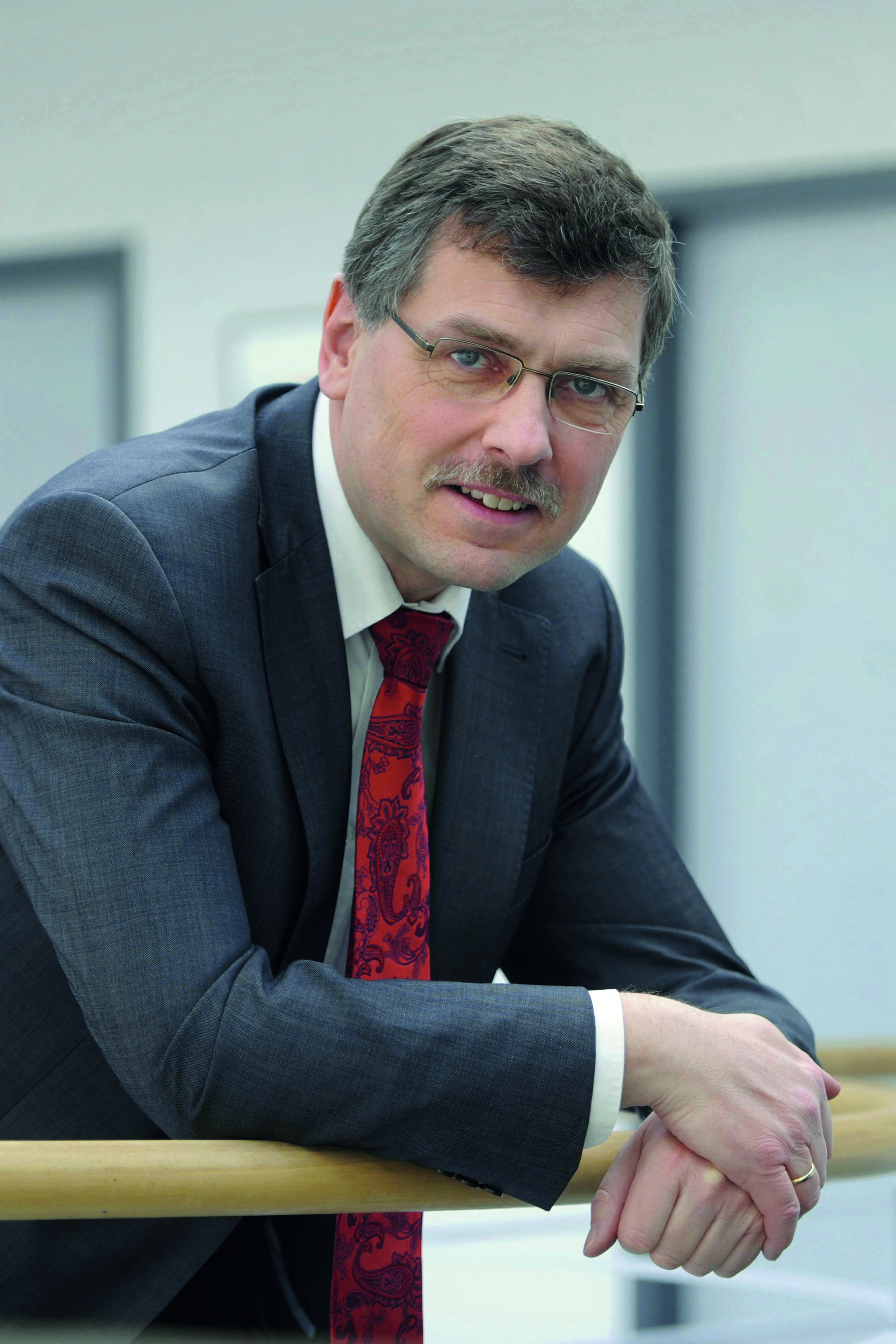 Bürgermeister findet keinen Nachfolger. Reinhard Krebs im Interview