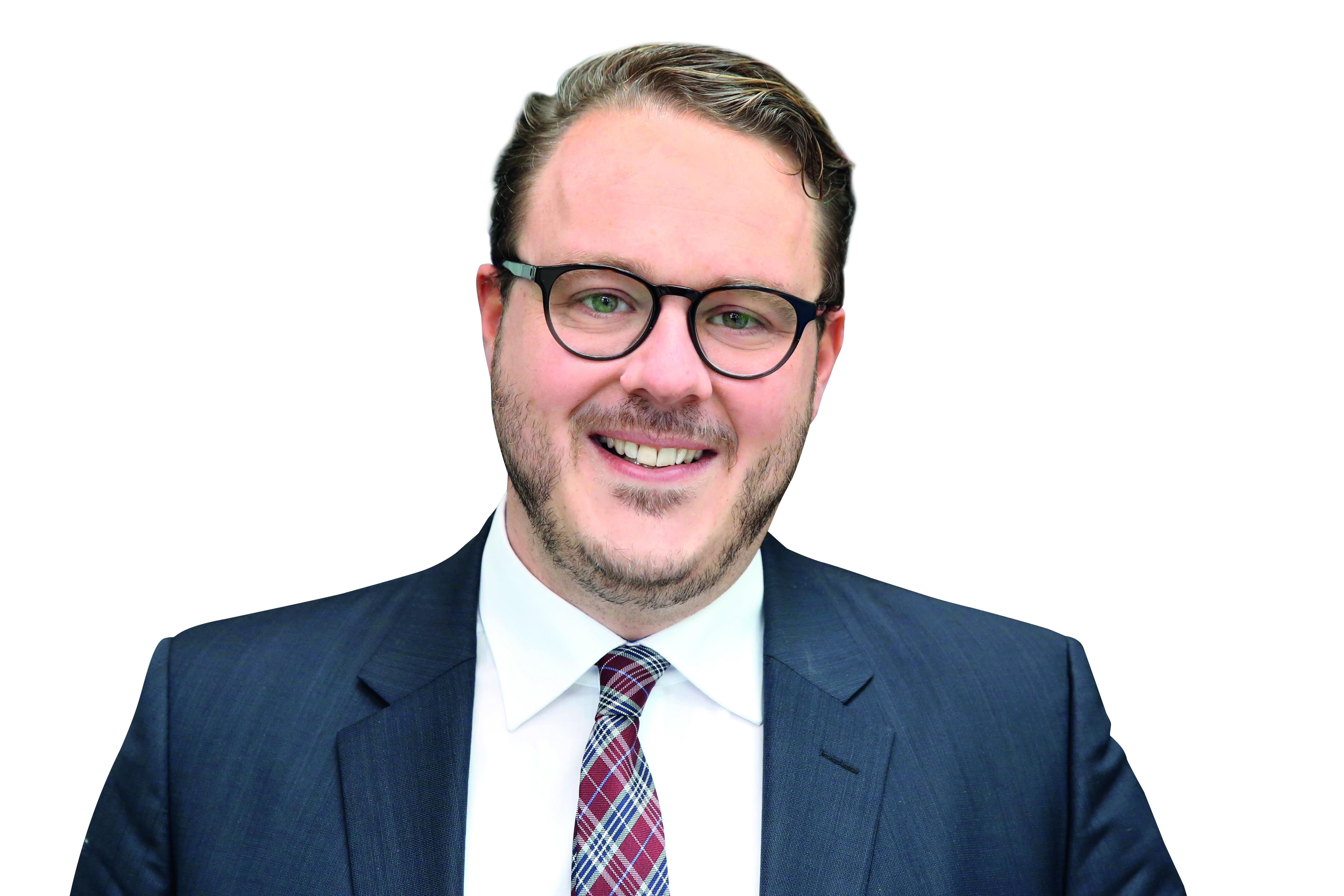 Jan Rettberg spricht über die Zukunft der Verwaltung