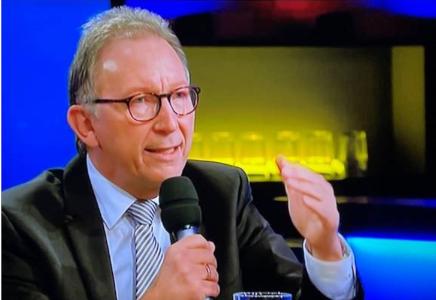 Erwin Rueddel Vorsitzender des Gesundheitsausschusses im Bundestag