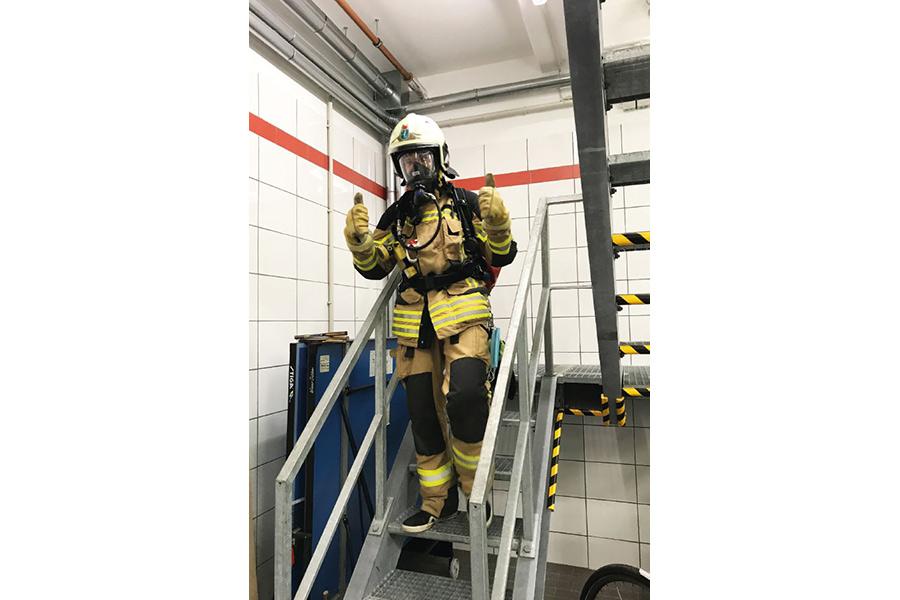 Feuerwehr Falkensee Praktikant
