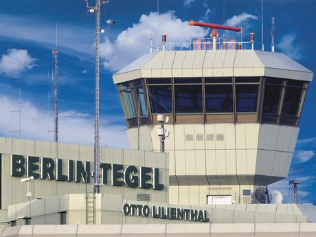 Tower Flughafen Tegel