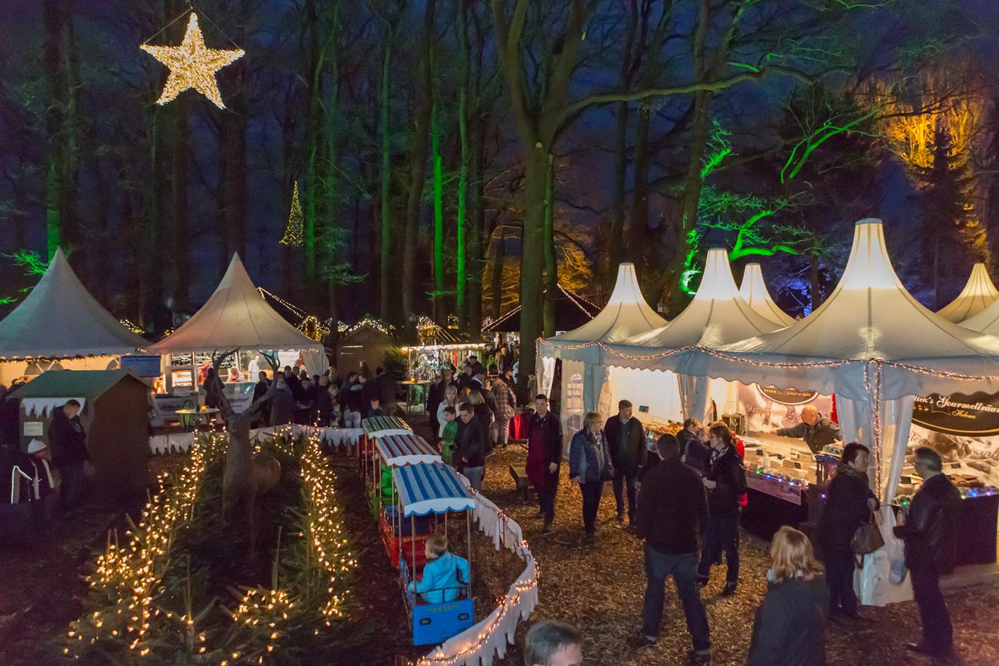 Velener Wald-Weihnachtsmarkt