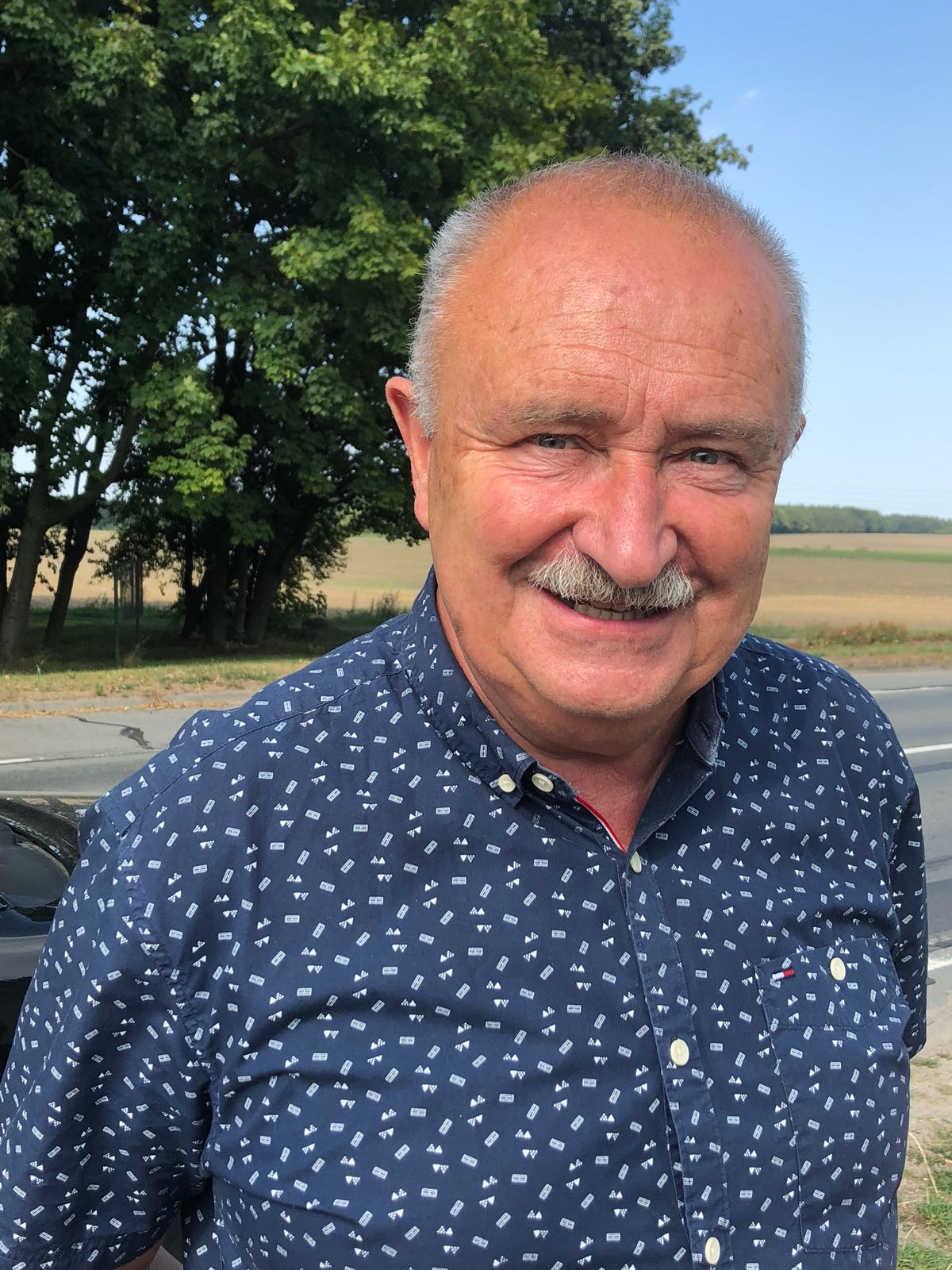 Der Bürgermeister von Dettmannsdorf