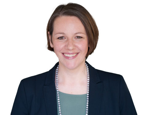 Claudia Kittel leitet die  Monitoring-Stelle UN-Kinderrechtskonvention am Deutschen Institut für Menschenrechte.