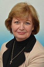 Martina Schweinsburg ist Landrätin des Landkreises Greiz