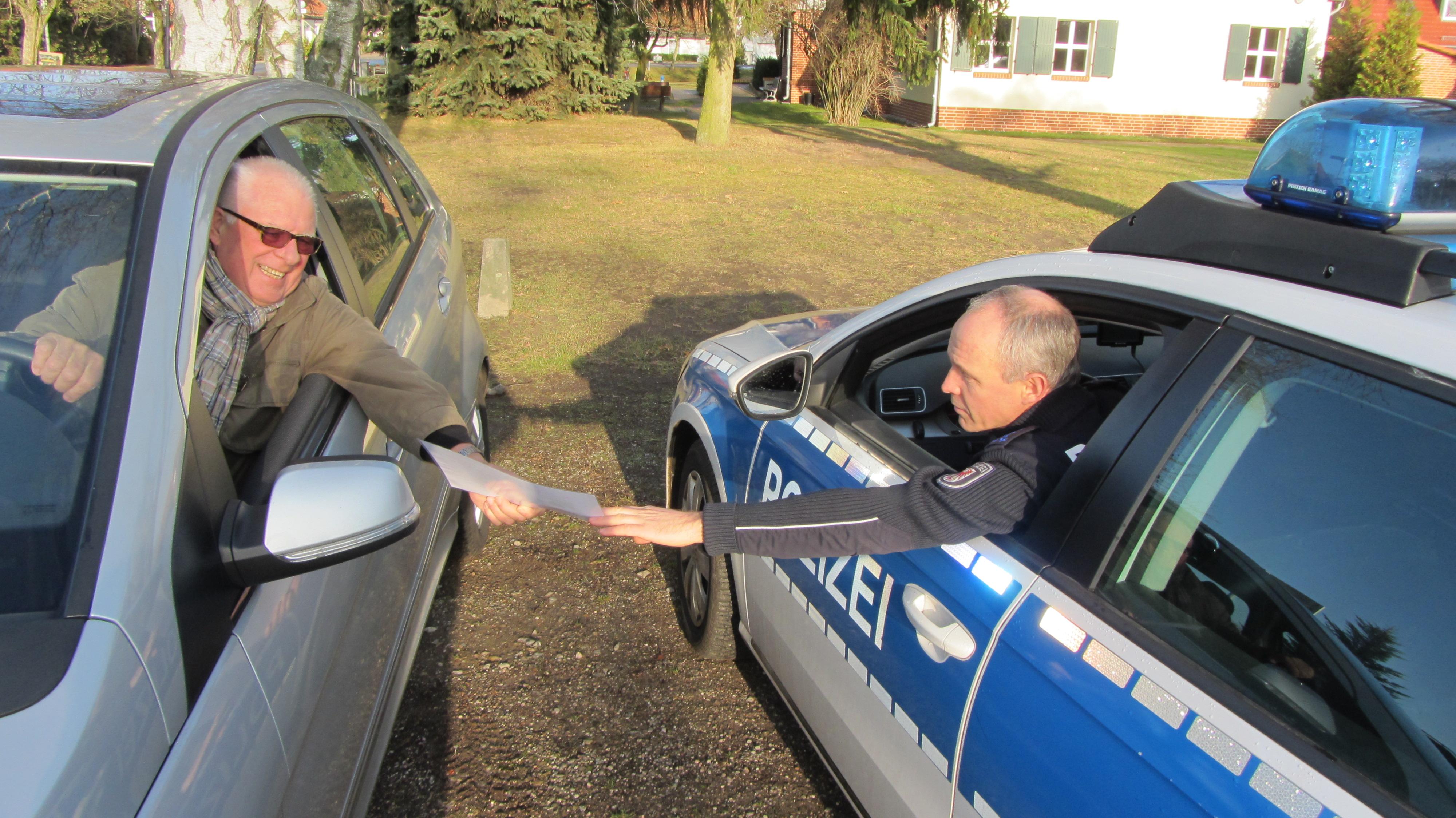 Sicherheitspartnerschaften könnten Einbrüche verringern