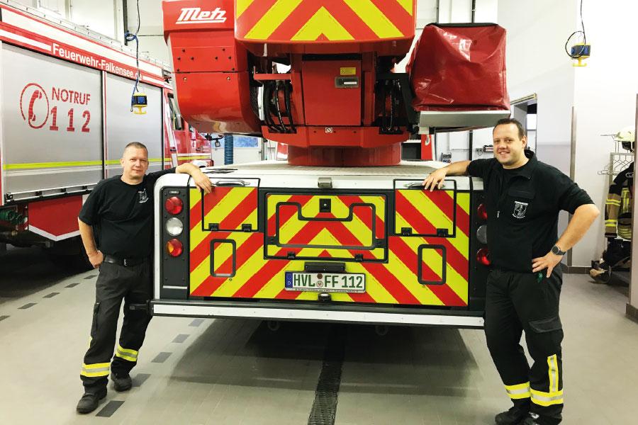 Feuerwehr Brandmeister