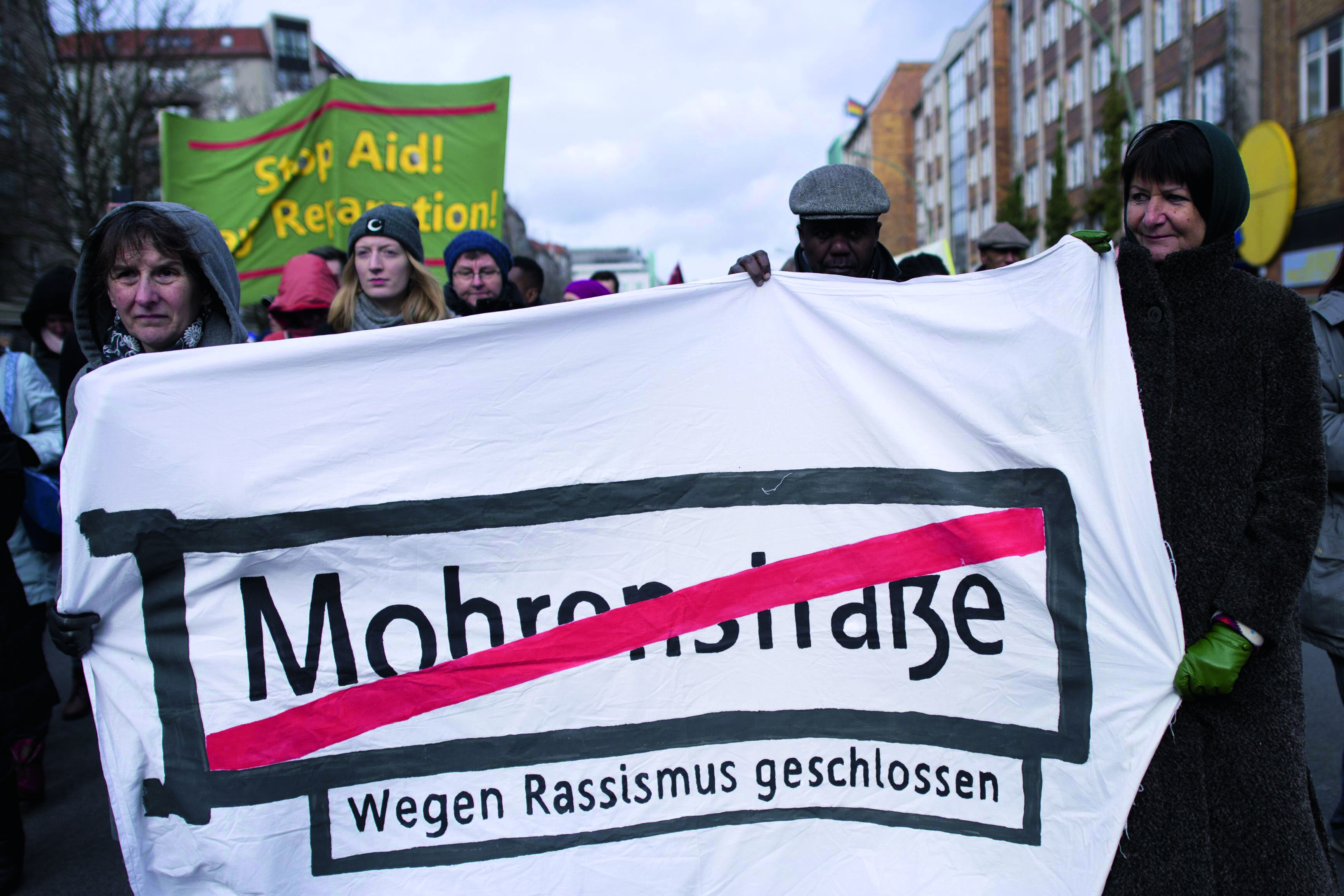 Mohrenstraße umbenenenn