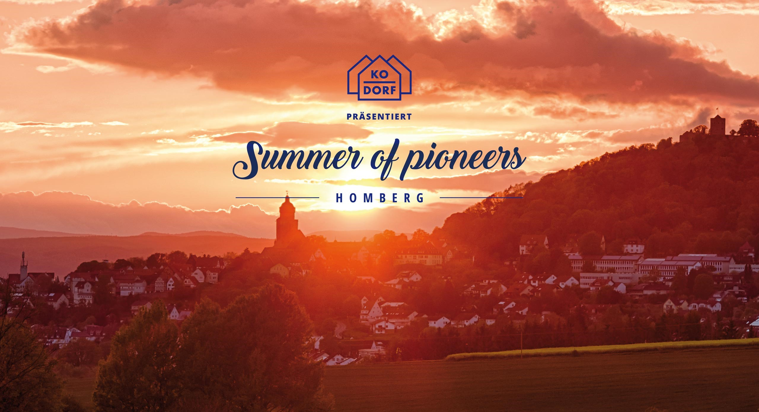 Summer of Pioneers