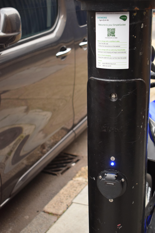 E-Mobilität in den Kommunen fördern