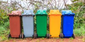 Die Müllgebühren schwanken weiter extrem stark