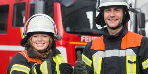 Hitzewelle: Ehrenamtliche Feuerwehr - Mitarbeiter kriegen gratis Zugang zum Freibad