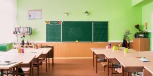 Wenn wir nichts gegen den Lehrermangel tun, werden die Klassenzimmer bald leer bleiben wie dieses.
