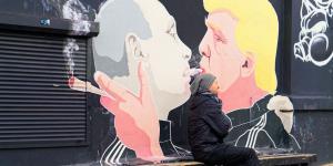 küssende Politiker? Nich in einer Kommune in Dänemark