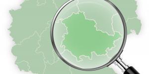 Gebietsreform in Thüringen