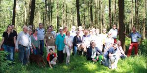 Generalversammlung der Bürgerwald-Genossenschaft Remscheid