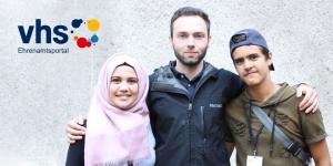 Ehrenamt Flüchtlingshilfe - VHS