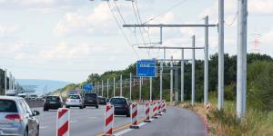 Erste deutsche Elektro-Autobahn