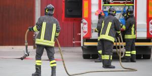 Martinshorn der Feuerwehr Mettmann zu laut - Anzeige
