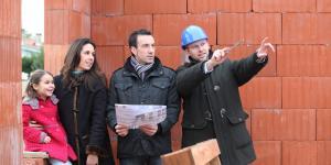 Baukindergeld hilft besonders Geringverdienern Immobilien zu kaufen und zu bauen.
