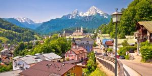 Auch Berchtesgaden geht gegen Zweitwohnungen vor.
