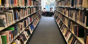 Bibliotheken als Co-Working Spaces
