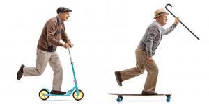 Gesundheit, Wohnen, Freizeit, Infrastruktur – welcher Landkreis ist besonders seniorenfreundlich? Ein Landkreis-Ranking gibt Aufschluss...