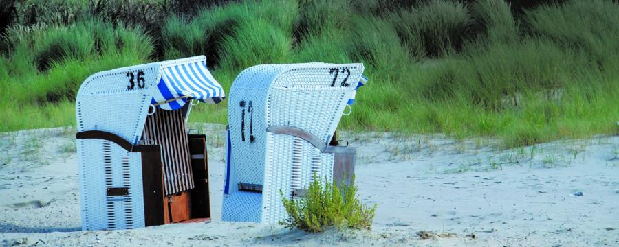 Sind Strandkörbe bald die einzig erschwinglichen Immobilien auf Sylt?
