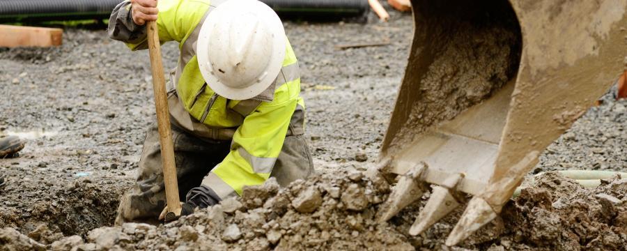 Straßenausbaubeiträge führen im Thüringer Parlament für Streit.