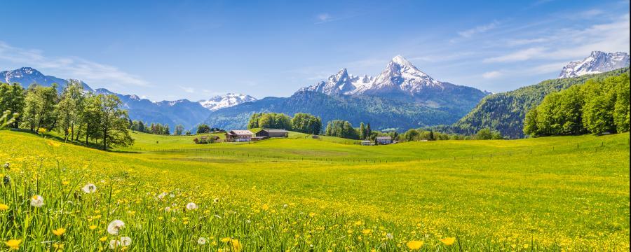 Ein Alpenpanorama allein reicht schon lang nicht mehr aus, damit der Tourismus boomt