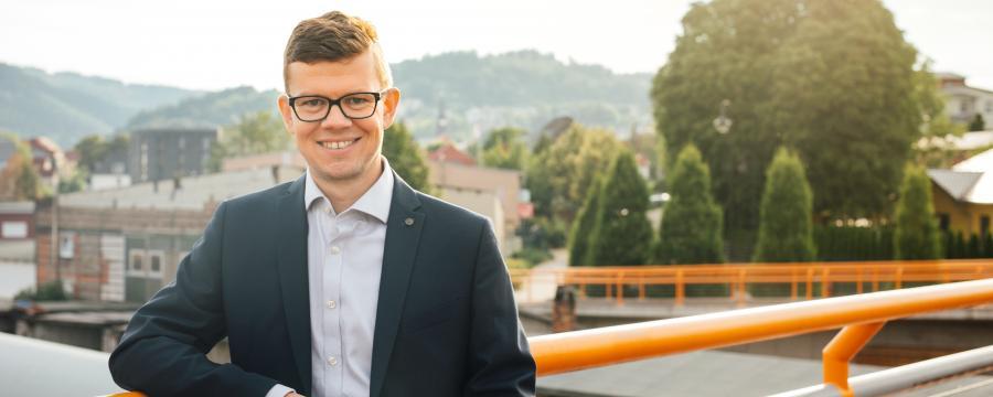 Daniel Schultheiß ist neuer Oberbürgermeister von Ilmenau.