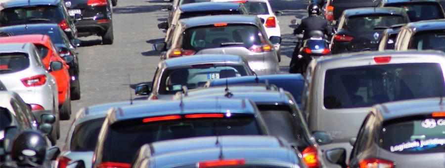 Autoverkehr teurer als Radverkehr