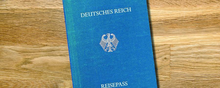 So hätten selbsternannte Reichsbürger es gern - das Dokument ist natürlich nicht echt!