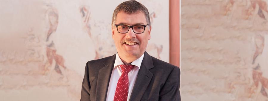Reinhard Krebs spricht über Kommunalpolitik