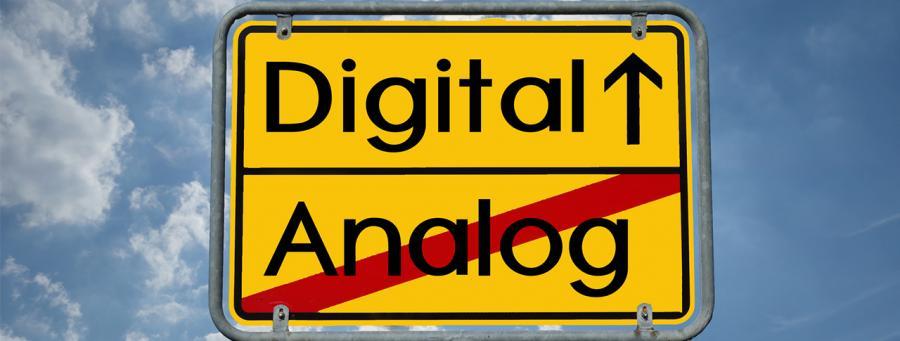 Digitalisierung der Verwaltung