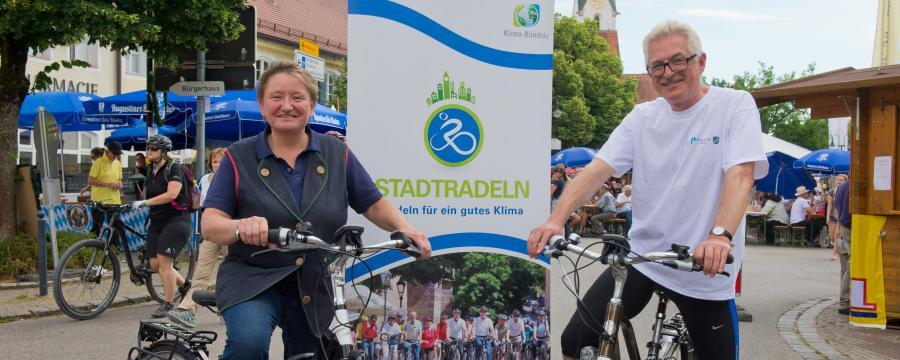 Susanna Tausendfreund setzt sich in Pullach unablässig für grüne Themen ein.
