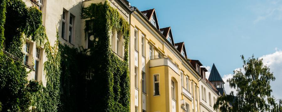 Ein hoher Mietspiegel könnte den Kommunen nach der Grundsteuerreform zu Gute kommen.