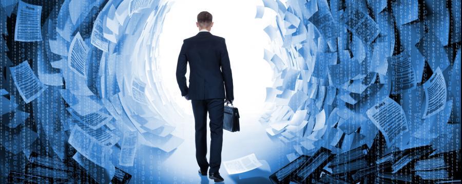 Digitaliserung der Verwaltung vorantreiben