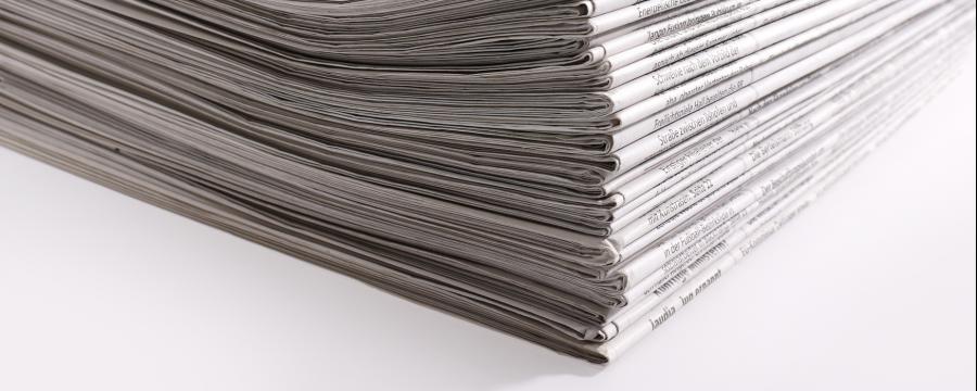 Amtsblätter dürfen nicht wie Zeitungen berichten