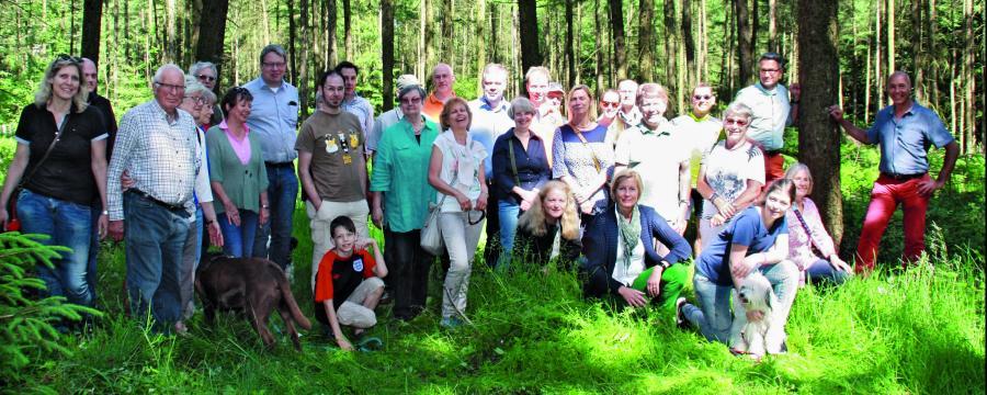Waldgenossenschaft: Wald in Bürgerhand