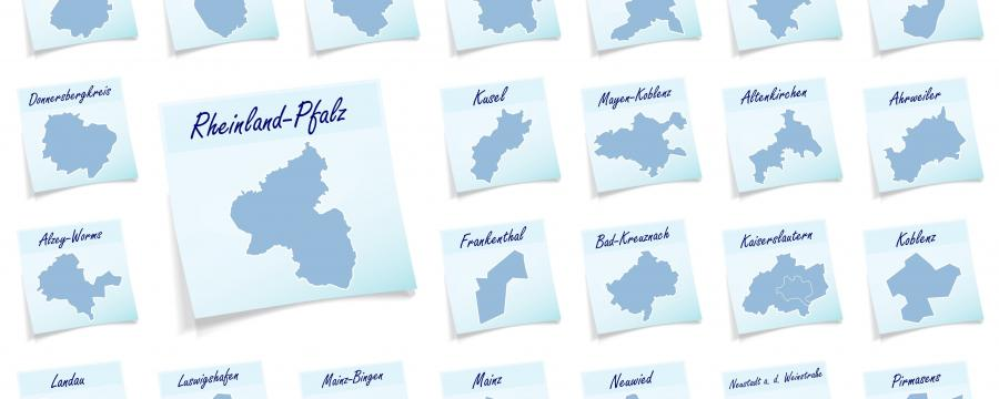 Wird es auch in Rheinland-Pfalz Gebietsreformen geben?