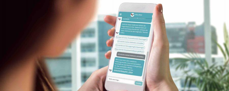 Chatbots - die Zukunft für Behörden