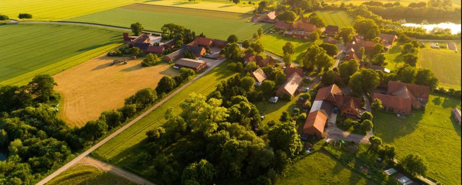 Gleichwertige Lebensverhältnisse schaffen - und den ländlichen Raum stärken